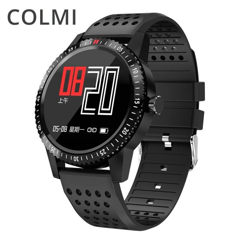 COLMI CT1 GPS Smart Watch IP67 Black