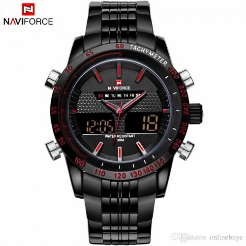 Ρολόι ανδρικό αδιάβροχο - Naviforce NF9024B