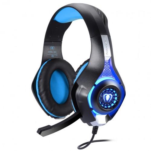 Ακουστικά Gaming για PS4 PSP PC Tablet Laptop 3.5mm - GM-1