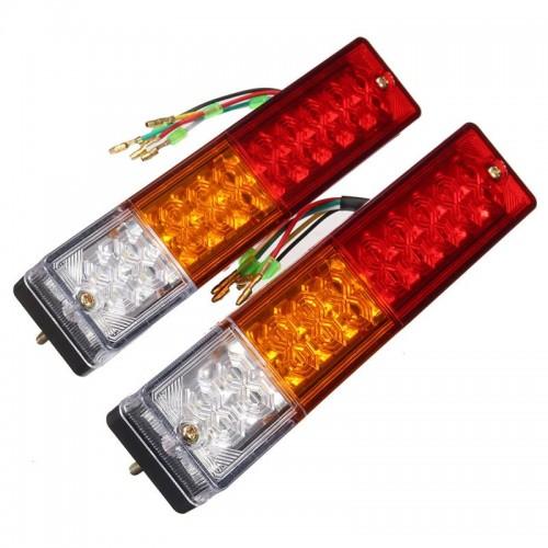 Φανάρια για πίσω με 20 LED 12V Σετ 2 τεμαχίων - 1067