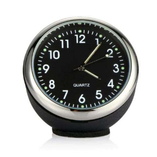 Αναλογικό ρολόι αυτοκινήτου για ταμπλό Μαύρο GL-005