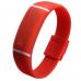 Ψηφιακό ρολόι παιδικό χειρός LED - Κόκκινο 1263