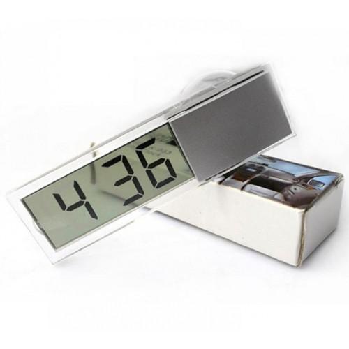 Ρολόι με Ψηφιακή οθόνη LCD με βεντούζα - 1454