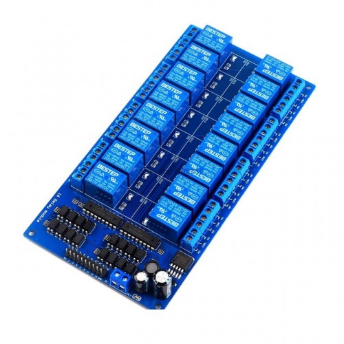 16 Channel 5V Relay Shield Module