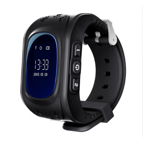 Παιδικό ρολόι με ενσωματωμένη συσκευή εντοπισμού GPS και τηλέφωνο - OEM Q50
