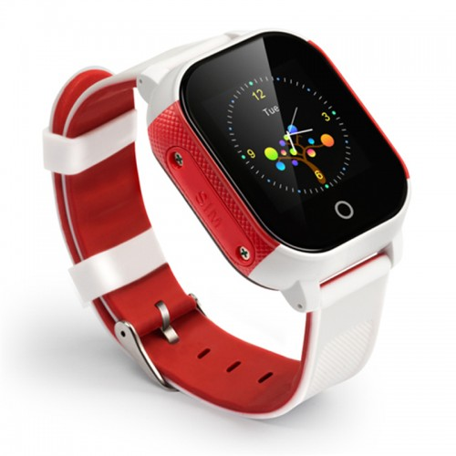 FA23 Παιδικό ρολόι με ενσωματωμένη συσκευή εντοπισμού GPS και τηλέφωνο 100% αδιάβροχο