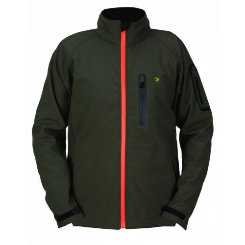 JACKET GAMO SAPORO SOFTSHELL GREEN