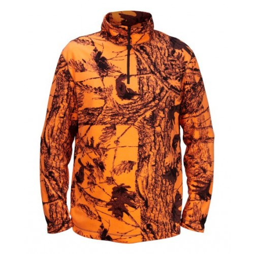 Μπλούζα GAMO BENASQUE FLEECE Πορτοκαλί Παραλλαγή