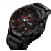 Ρολόι ανδρικό χειρός SKMEI 9165 Red Black