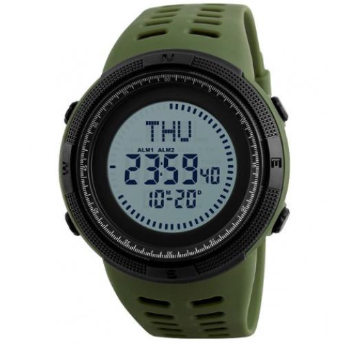 Ρολόι ανδρικό χειρός SKMEI 1254 Green