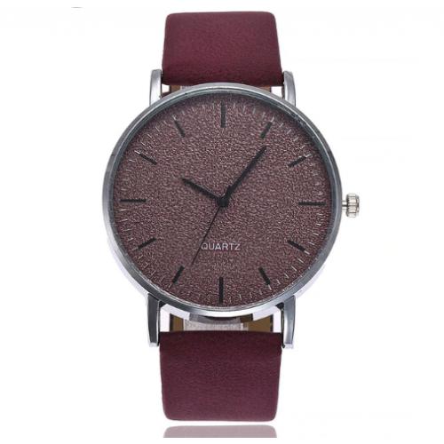 Ρολόι χειρός γυναικείο 607 Red