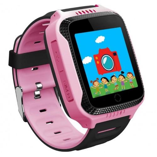 Q528 GPS παιδικό Smart Watch MT858 Pink