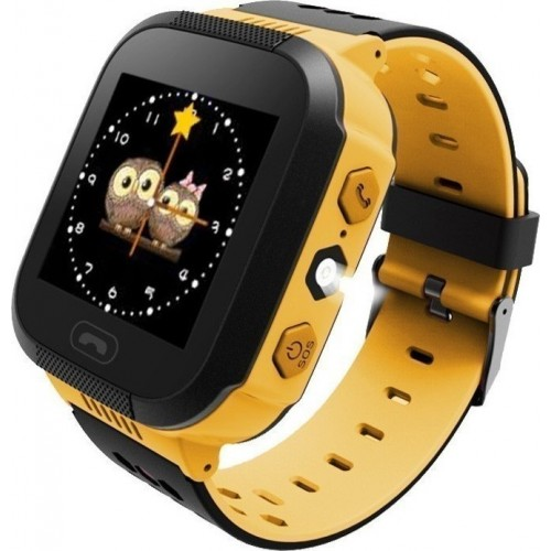 Q528 GPS παιδικό Smart Watch MT858 Yellow