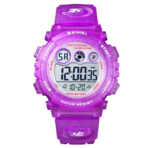 Ρολόι χειρός παιδικό SKMEI 1451 Purple