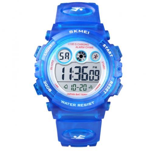 Ρολόι χειρός παιδικό SKMEI 1451 Blue