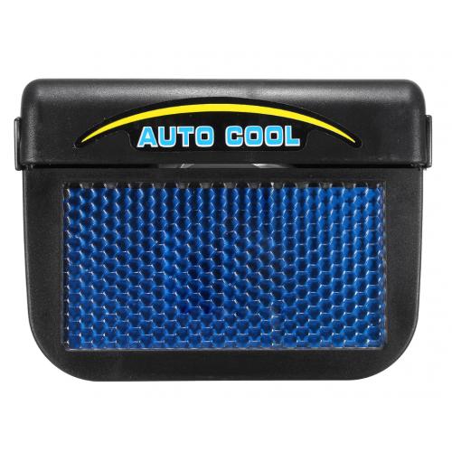 Ηλιακός ανεμιστήρας αυτοκινήτου Auto Cool SCC001