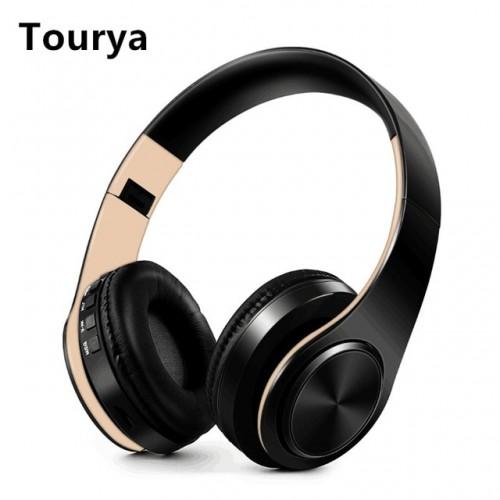Bluetooth Wireless Ακουστικά Tourya B7
