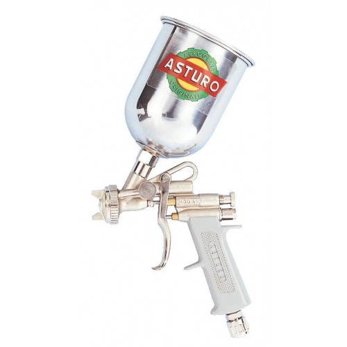 Πιστόλι βαφής Asturo άνω δοχείο 1.8 μπεκ 1000cc - 1934