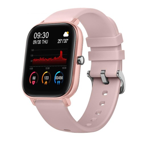 COLMI P8 Smart Watch Waterproof IP67 Pink light