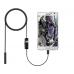 USB ενδοσκοπική κάμερα αδιάβροχη 8mm με σκληρό καλώδιο 10 μέτρα για PC και Android Smartphone - AN97
