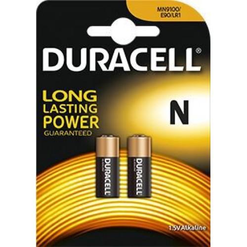2 x Duracell LR1/N/E90/910A/LR01 Battery