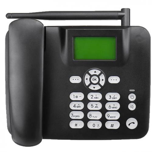 Σταθερό GSM Τηλέφωνο με κάρτα SIM με Λειτουργία Κινητού Τηλεφώνου SKUA64499