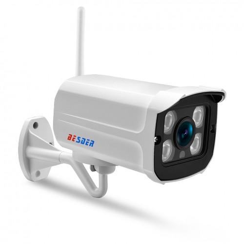 Κάμερα IP Wifi Camera 1080P 2MP εξωτερικού χώρου BES-6004MW-JW