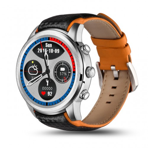 LEMFO LEM5 Smart Watch Silver