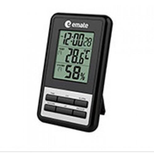 Μετεωρολογικός σταθμός Θερμόμετρο υγρασιόμετρο χώρου - TTH009
