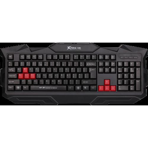 XTRIKE-ME KB-301 Ενσύρματο gaming πληκτρολόγιο