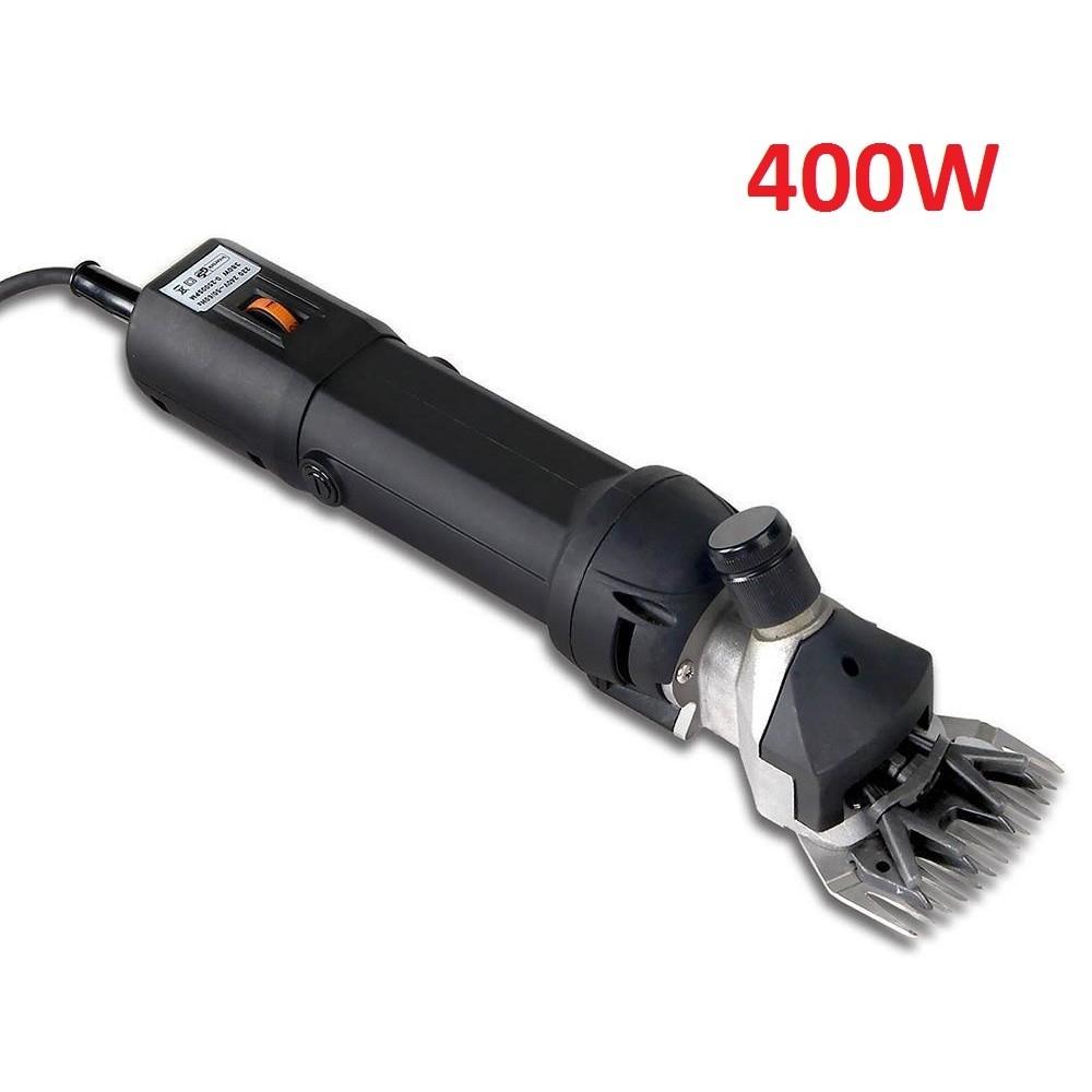 Κουρευτική μηχανή για πρόβατα 400W με ρυθμιζόμενες στροφές 0 έως 3200 σ.α.λ  - ZXS-400A ad25b45a79a