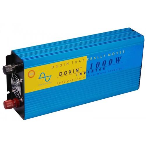 Inverter Καθαρού ημιτόνου 12V σε 220V 1000W - DOXIN DXP-1010