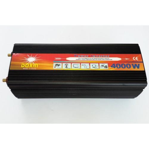 Inverter τροποποιημένου ημιτόνου 12V σε 220V 4000W - DOXIN DXP-4000WBIG
