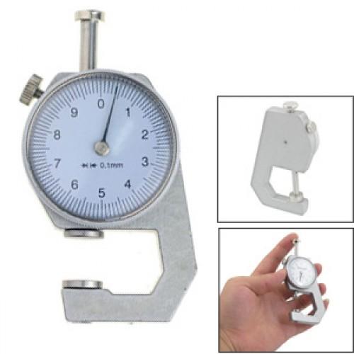 Ωρολογιακό Παχύμετρο 0-10mm Ακριβείας OEM 0158