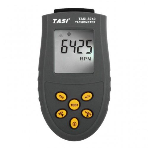 Ψηφιακό ταχόμετρο στροφόμετρο - TASI-8740